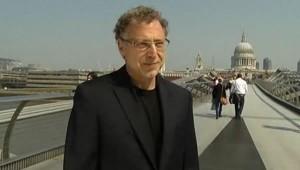 Leonard Mlodinow in London